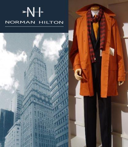 Norman Hilton ノーマンヒルトン